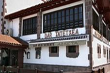 Azketa, Restaurante