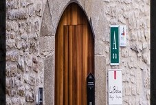 La Bizkaia, Albergue