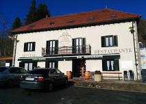 Casa Sabina, Restaurante