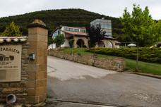 Casa Zabaleta, Asador