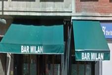 Milan, Bar