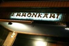 Erronkari, Bar